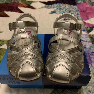 Stride Rite Sandal, new with box